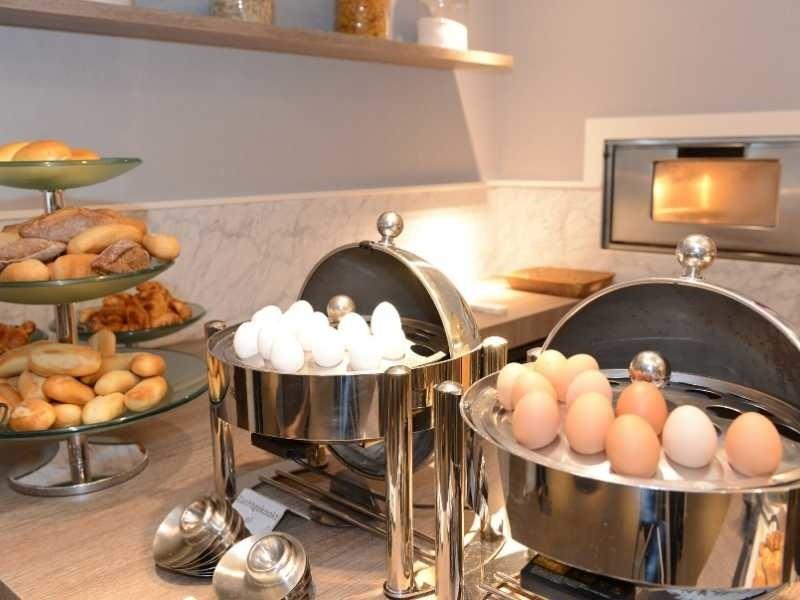 dagelijks luxe ontbijt in hotel opduin texel