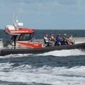 powerboat experience op de waddenzee