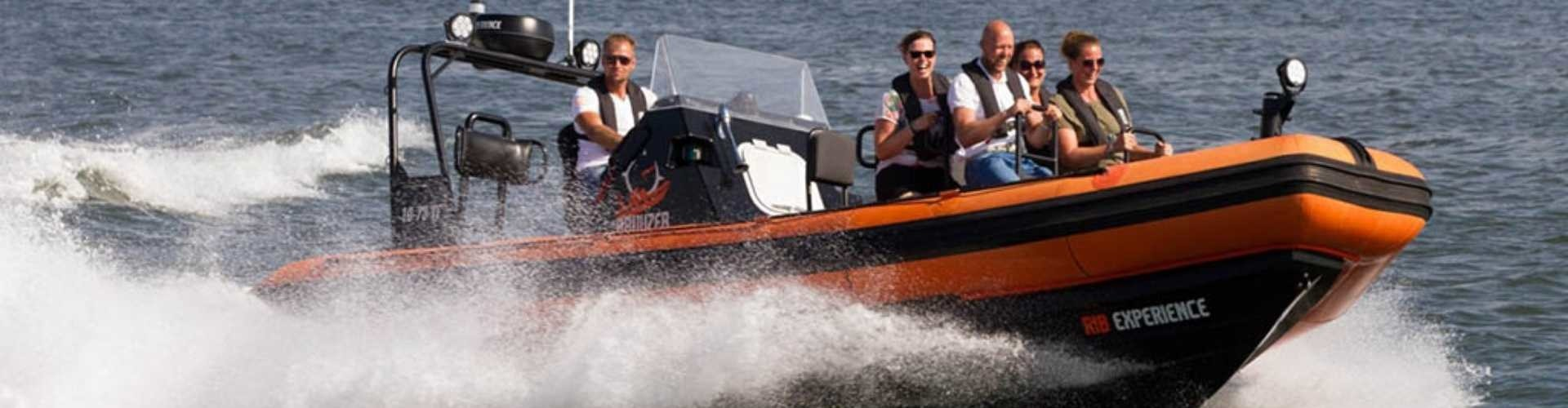 powerboat texel rib experience