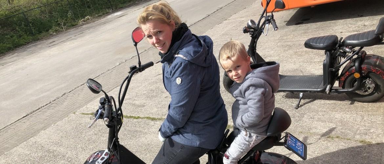 Op welk fietspad mag of moet ik rijden met een solex of een Texel Cruiser
