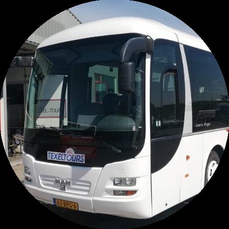 amerikaanse schoolbus huren kan op texel