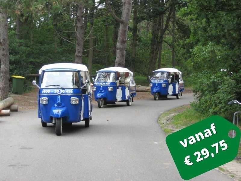 Tuktuk verhuur texel