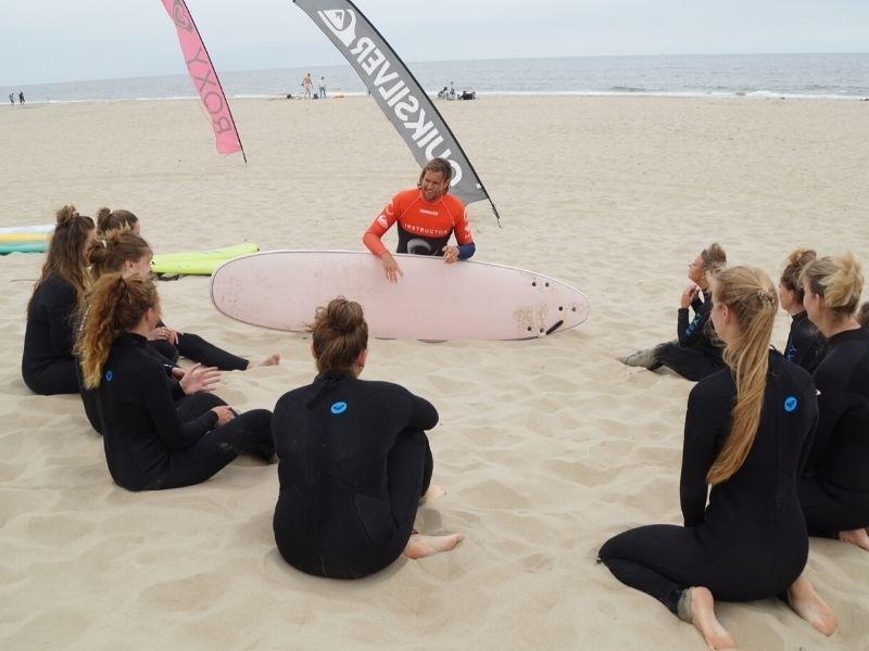 uitleg over golfsurfen door pro's