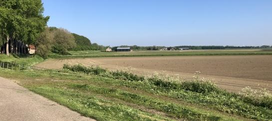 water wandelroute Roosendaal