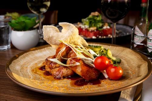 Lunchen in restaurant grand café de bosbaan in het amsterdamse bos in amstelveen-amsterdam