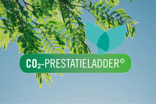CO2 prestatieladder logo