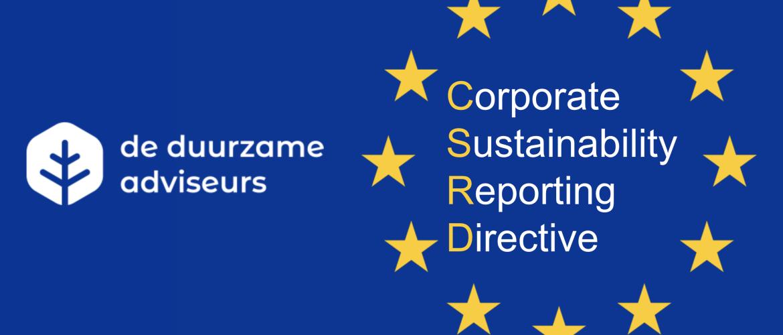 Duurzaamheidsverslaglegging in een stroomversnelling door de nieuwe CSRD-regelgeving