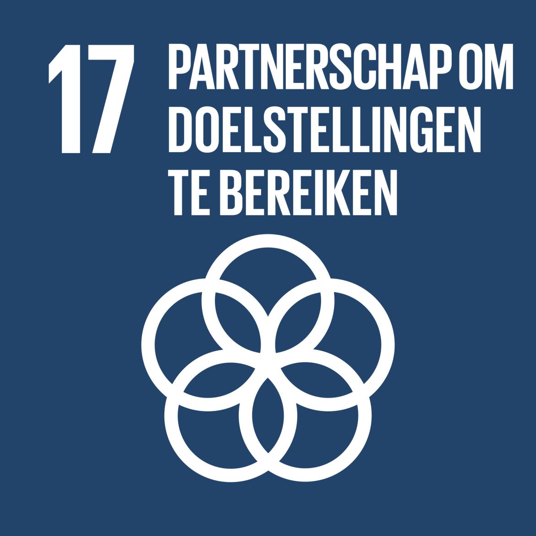 Sustainable Development Goal 17: Partnerschap om de doelen te bereiken