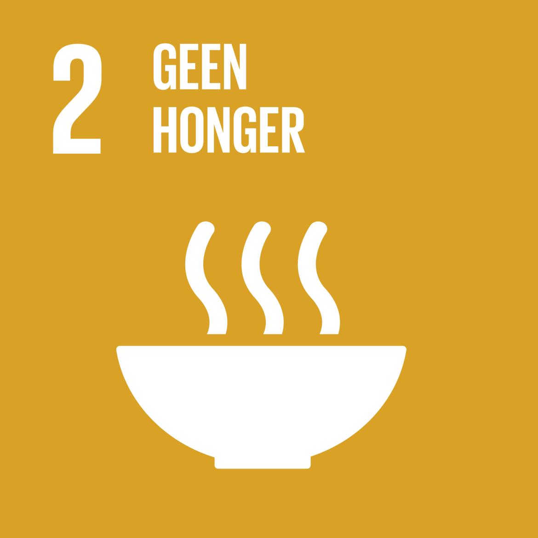 Sustainable Development Goal 2: Geen honger