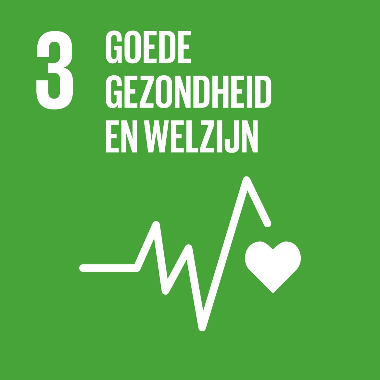 Sustainable Development Goal 3: Goede gezondheid en welzijn