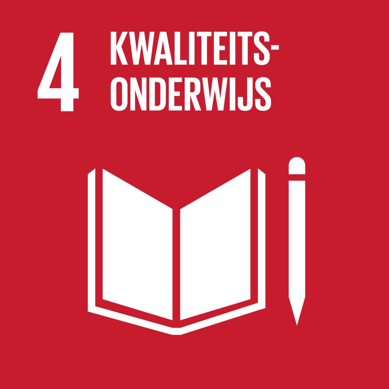 Sustainable Development Goal 4: Kwaliteitsonderwijs