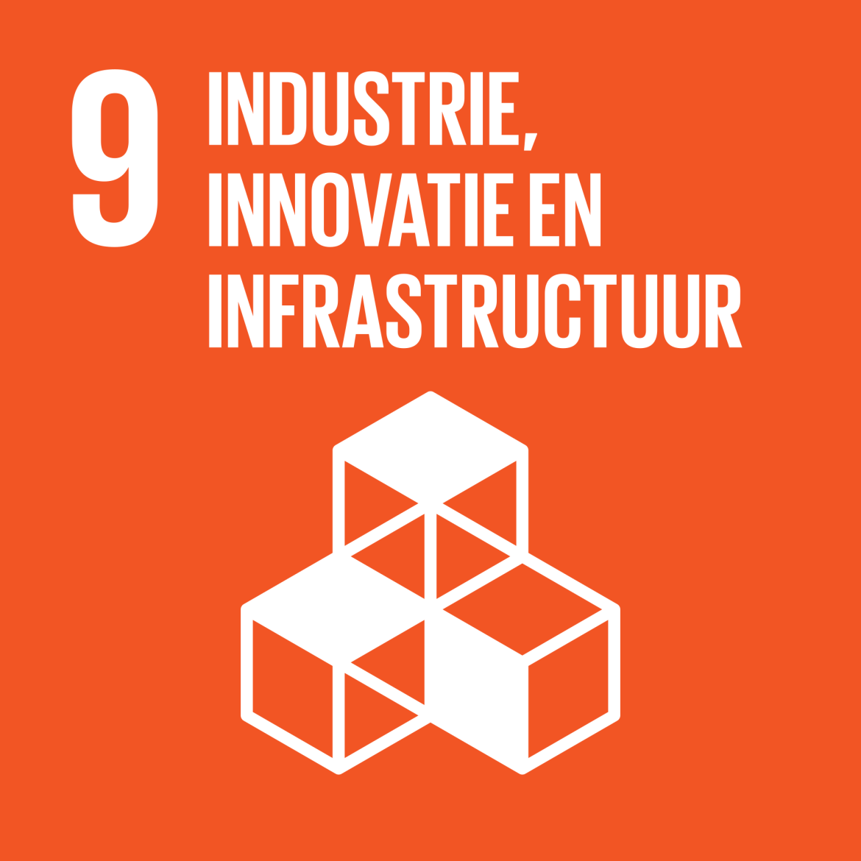 Sustainable Development Goal 9: Industrie, Innovatie en Infrastructuur