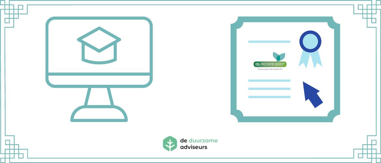 Digitaal certificeren voor de CO2-Prestatieladder