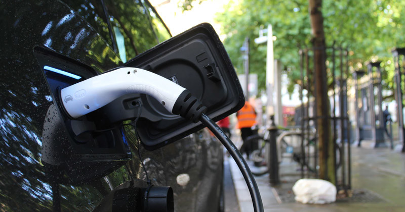 zakelijk voordeel elektrisch rijden