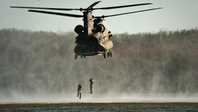 werkende luchtmacht van defensie