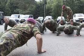 fitheidstest landmacht