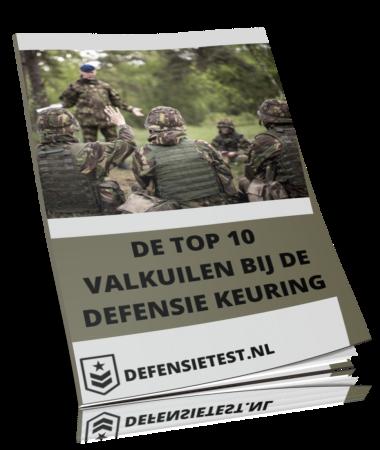 Ebook cover valkuilen defensie