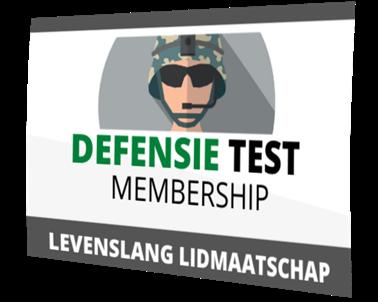 lidmaatschap pas defensie