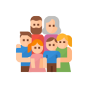 Groepsaccommodatie met familie huren