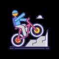Groepsaccommodatie in Friesland fietsen outdoor