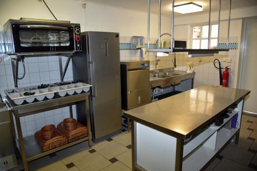 Groepsaccommodatie met keuken