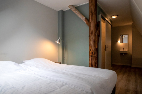 Groepsaccommodatie met slaapkamer