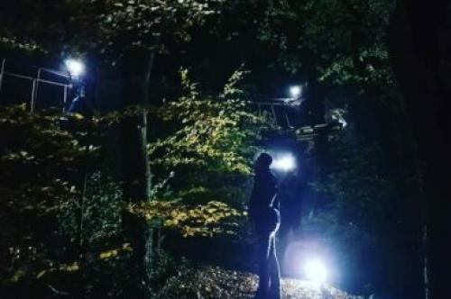Avond Klimmen in Appelscha