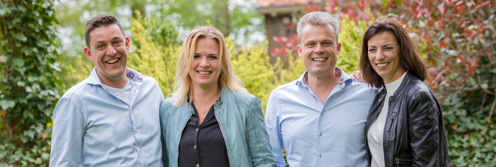 De Friese Ardennen Sieto van Houten Karin van Houten Aafke Sinnige Paul Sinnige