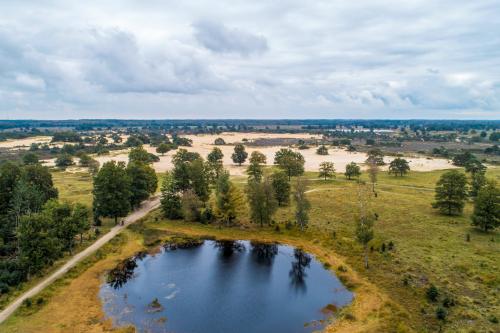 Nationaal park het Drents-Friese Wold
