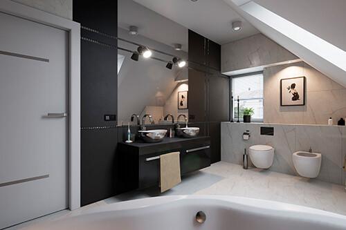 Anti slipmat badkamer