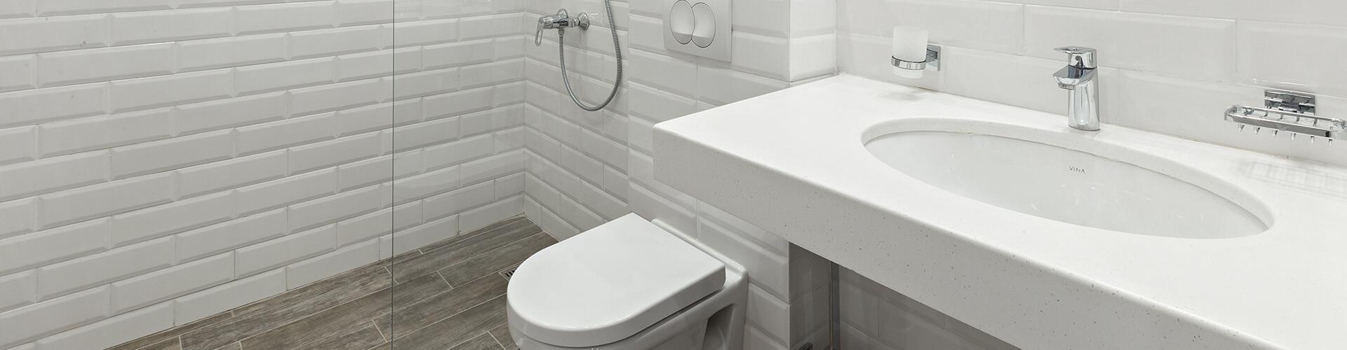 Anti slip coating voor gladde badkamer tegels
