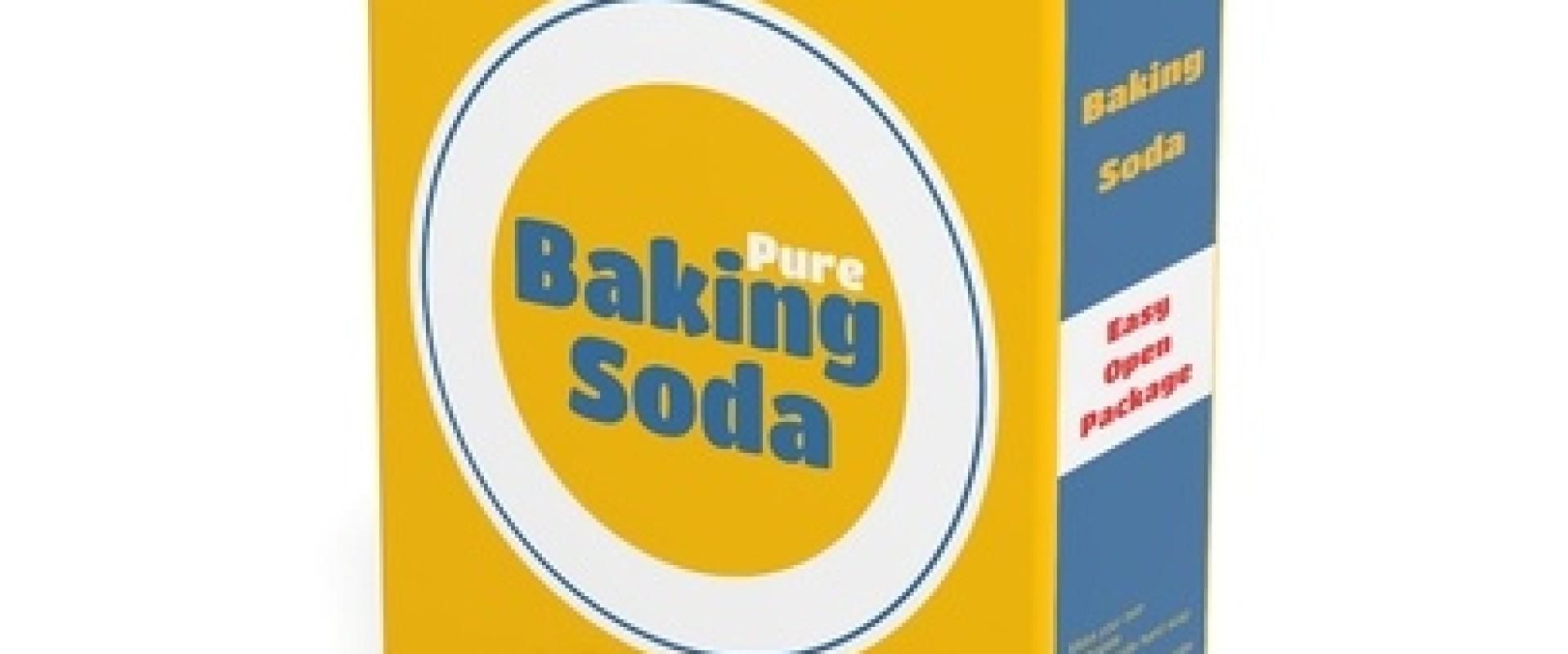 Baking soda - 7 geweldige toepassingen in huis