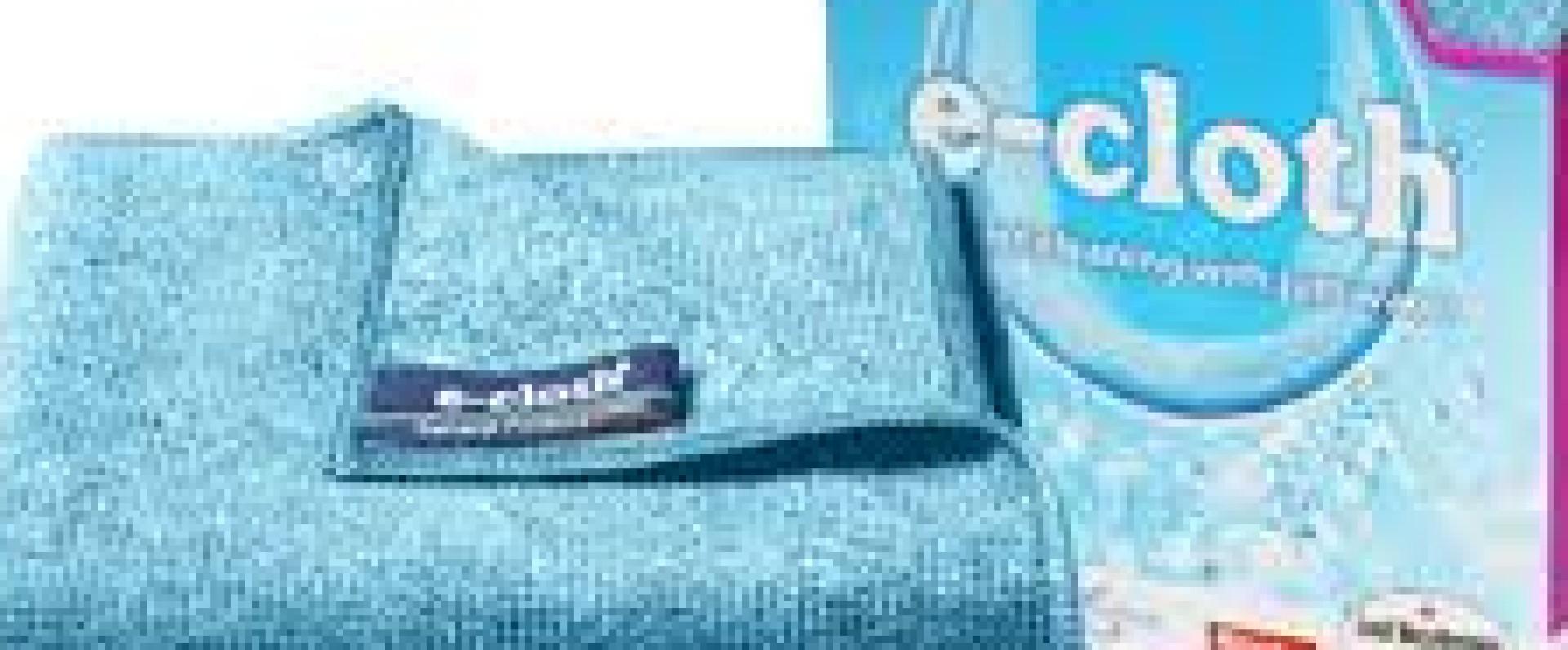 E-cloth microvezeldoekje - Goedgekeurd door De HuishoudCoach