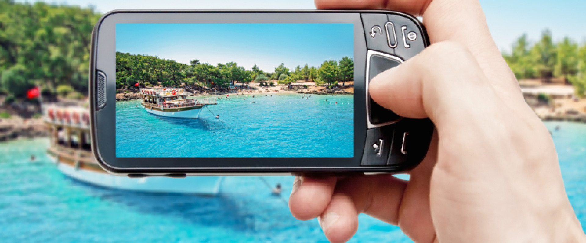 Op vakantie met je smartphone en tablet