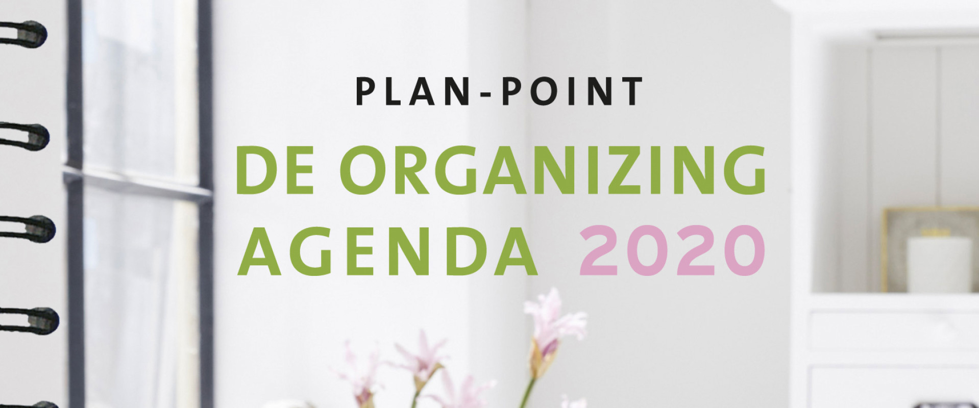 Organizing Agenda 2020 van Plan-Point