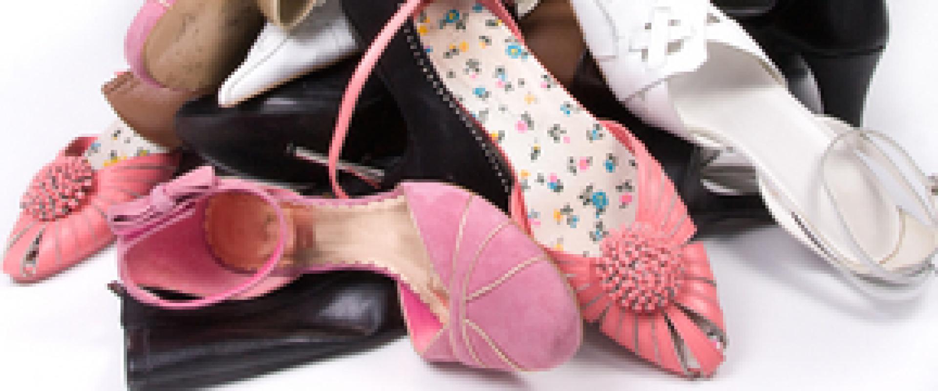 Schoenen opbergen: zo kan het ook!