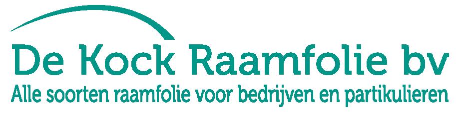 de kock raamfolie logo 1