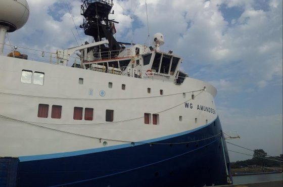 Veiligheidsfolie op schepen
