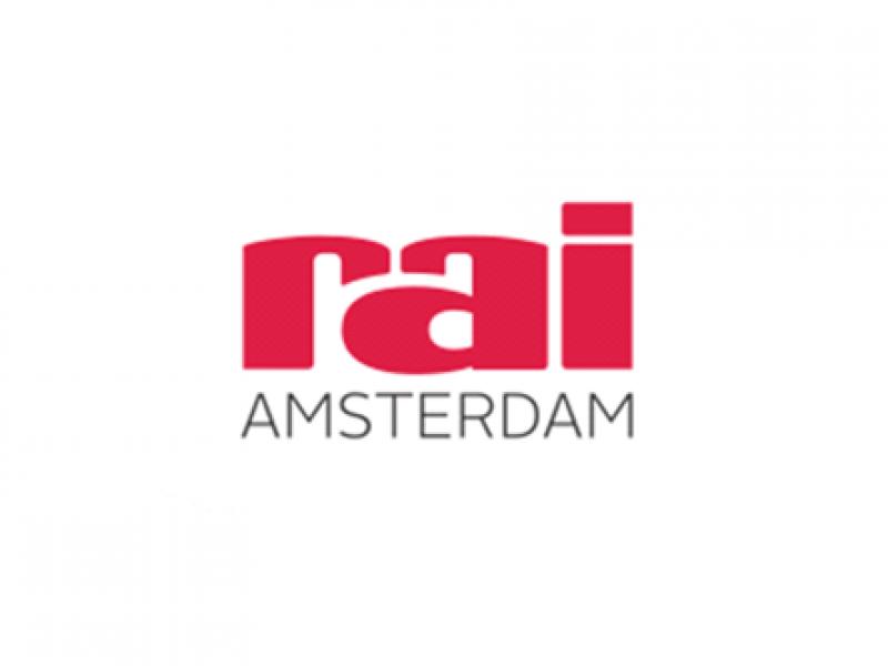 Amsterdam rai raamfolie