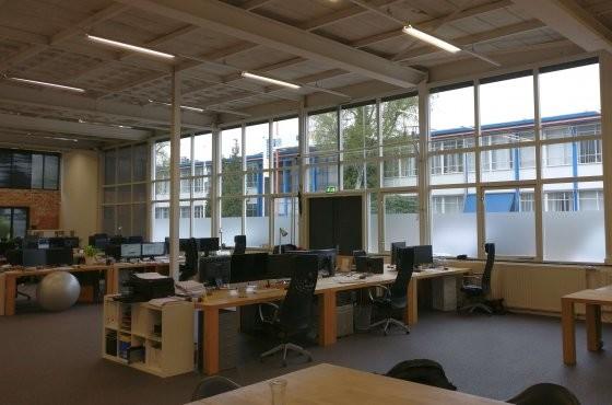 Kantoor Eindhoven raamfolie