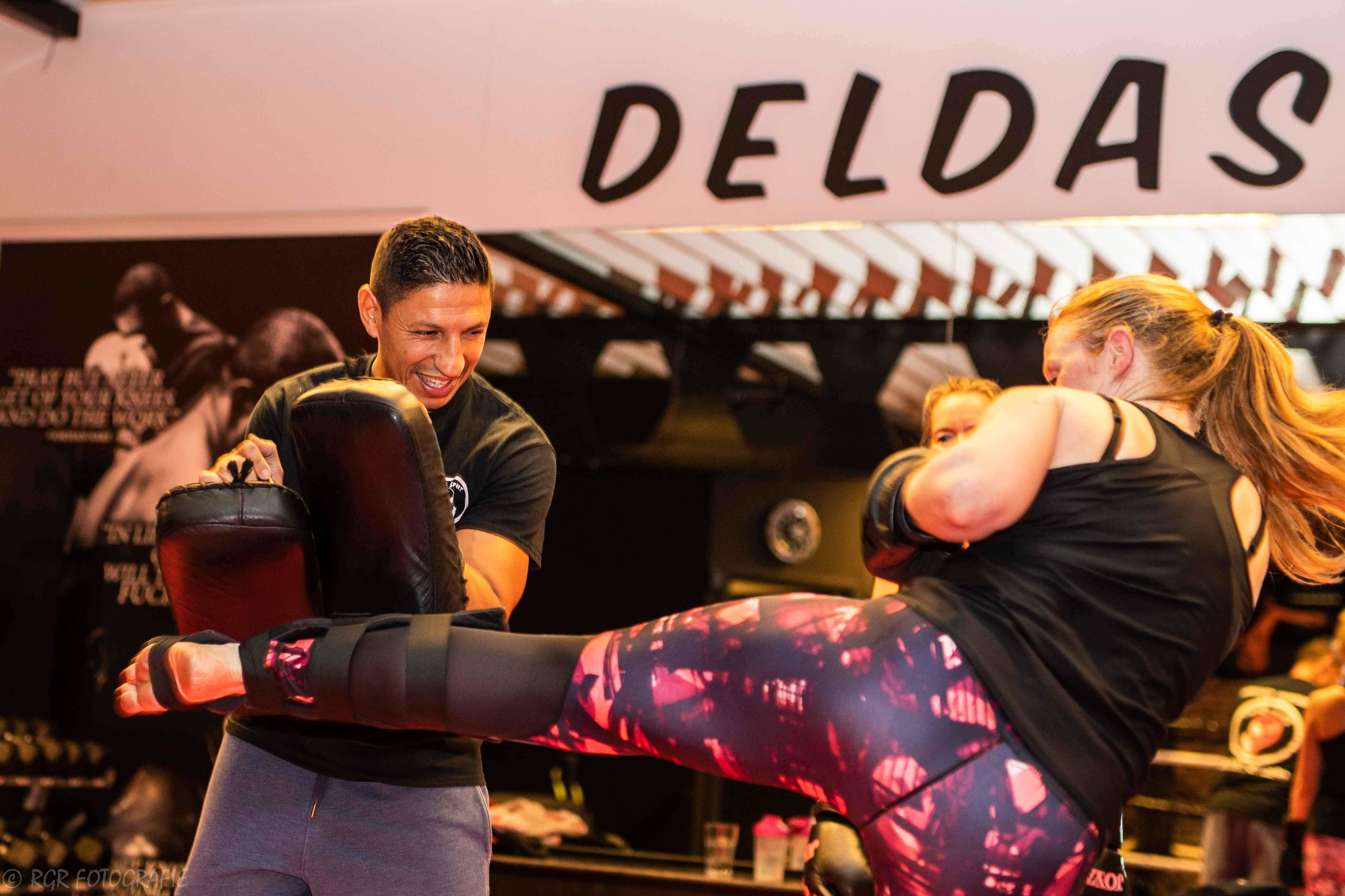 kickboxen amsterdam studio