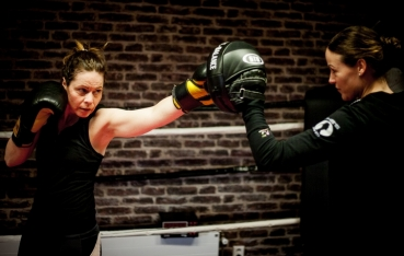 Kickboksen Amsterdam Training
