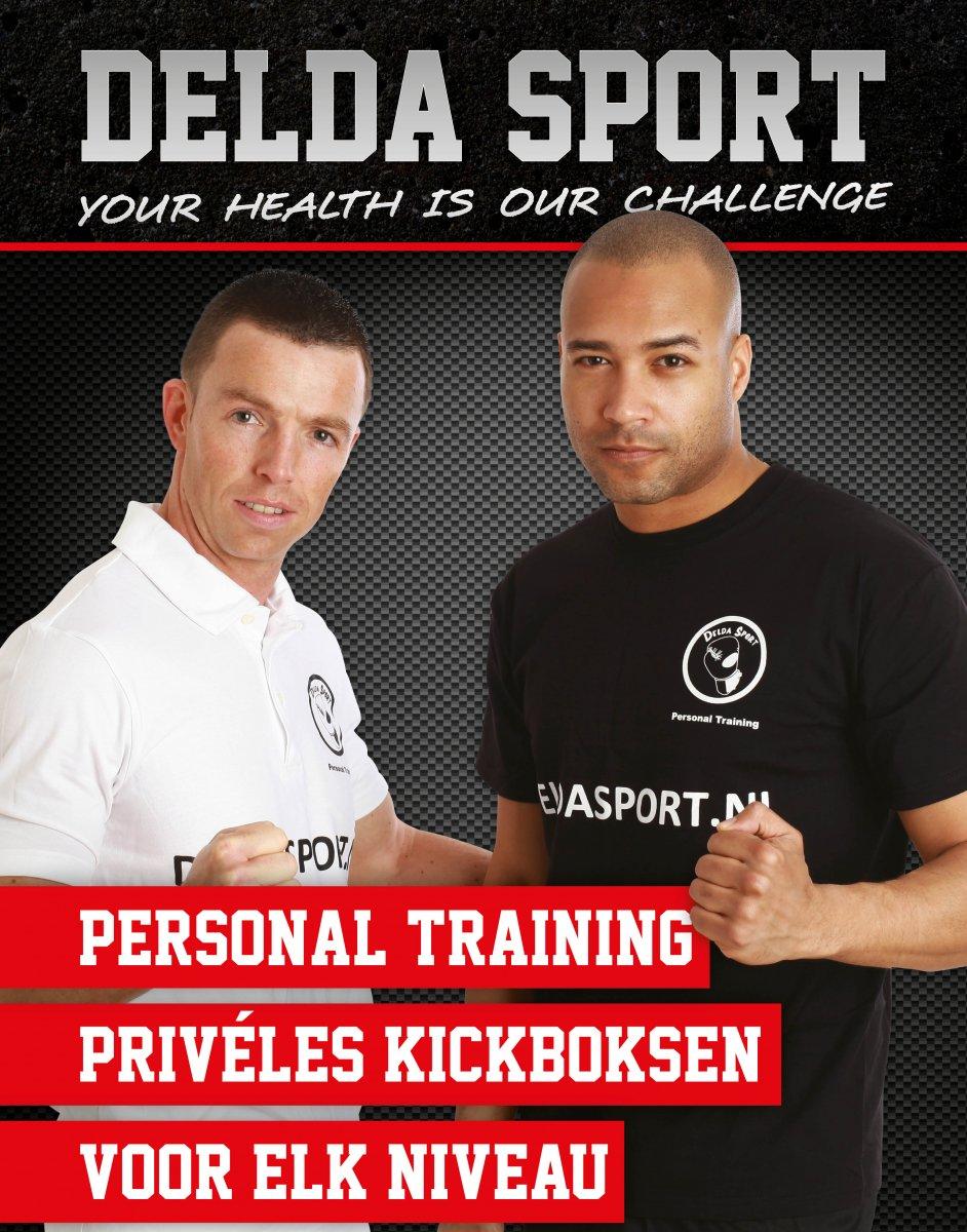 Personal Trainer van Everon Jackson Hooi