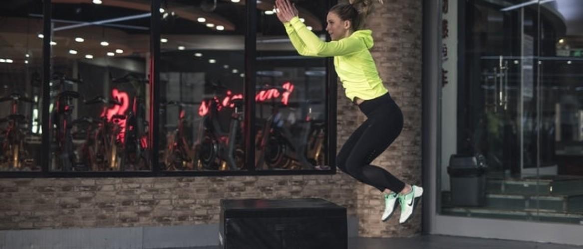 Doe een full body workout met de plyobox