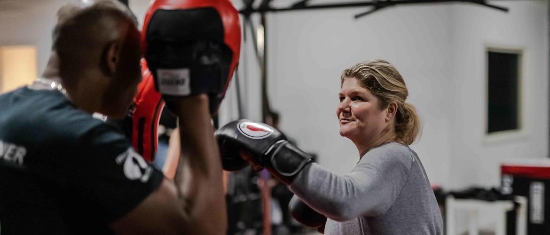 Kickboksen is goed voor je en kan je leven veranderen