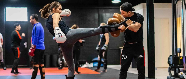Kickboksspullen dames: waar moet je op letten