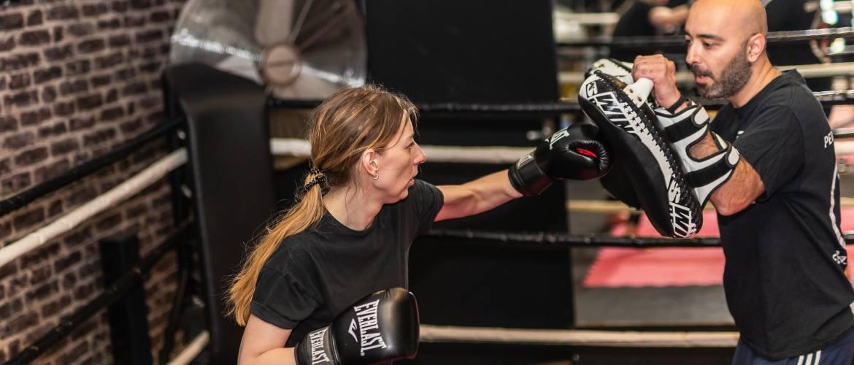 Leren kickboksen? Dat gaat snel en gemakkelijk met een personal trainer!