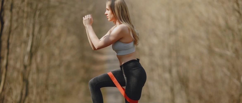 De leukste workout met een weerstandsband