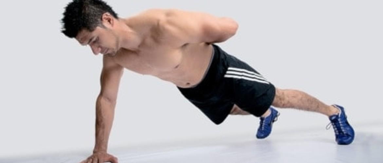 10 Uitdagende oefeningen met lichaamsgewicht om fit te blijven