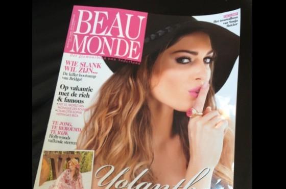 Beau Monde magazine